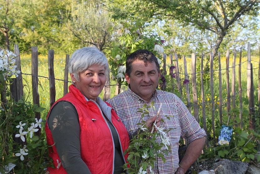 Irmgard und Manfred Herian